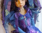Blue dress to Kaye Wiggs MSD