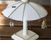 Small Umbrella - Decorative Earring Holder