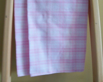Pink Cottagey Tea Towels