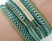 Chain Wrap Bracelet DIY Kit