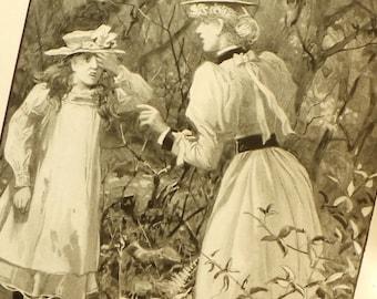 Edwardian book Dorothy's Stepmother by Penelope Leslie