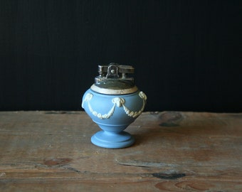 1955 Wedgwood Jasperware Table Lighter