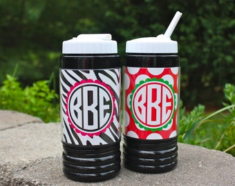 Personalized Sports Bottles - Graphic