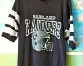 Vintage Oakland Raiders Tee