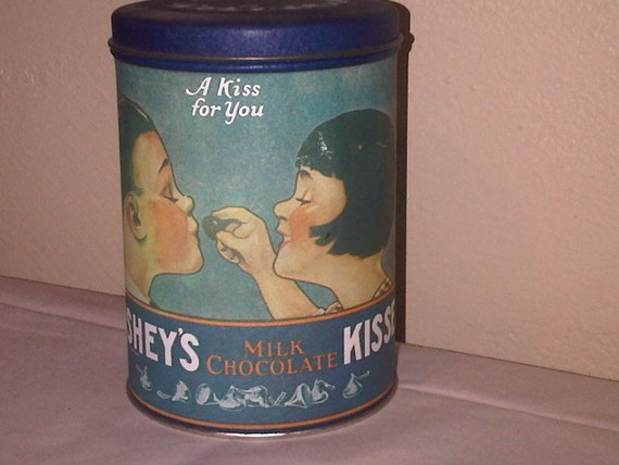 Vintage Hershey's Chocolate Tin