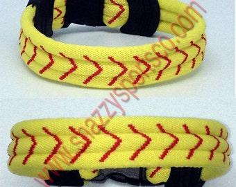 Titanium Softball Bracelet