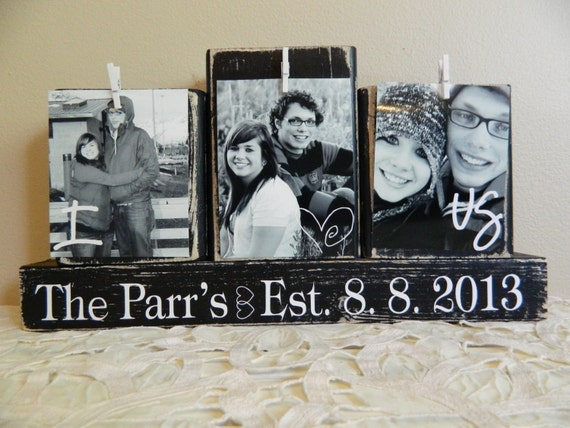 Unique Wedding Gifts Not On Registry : Personalized Wedding gift decoration wedding registry personalized ...