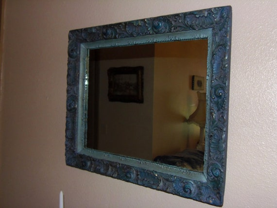 Charge for Shipping fee for Vintage Gesso Wood Mirror Emily Only