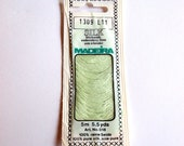 silk embroidery floss Madeira West Germany