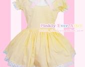 Yooding Dress (Yellow)