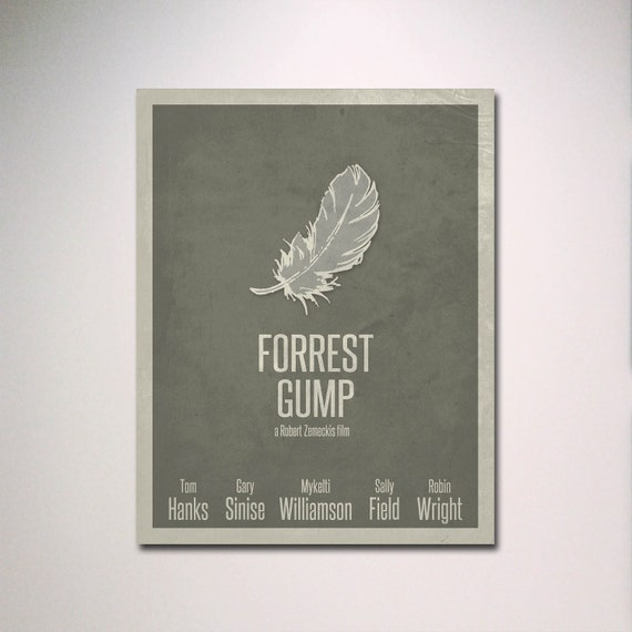 an analysis of forrest gump a movie From outside, forrest gump appears to be a story about a mentally challenged  grown up, meeting historical figures, and turning every stone he touches into gold .