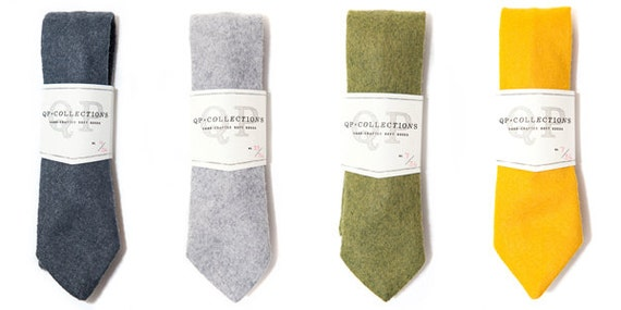 Wedding Neckties - any quantity up to 10 ties, Perfect for presents for Groomsmen
