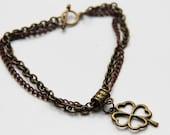 Clover Chain Bracelet