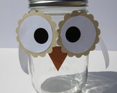 Custom Party Owls for Vicki--set of 10 owls with smaller eyes
