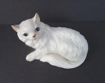 Vintage Napcopware Persian Cat Damaged But Beautiful Napcopware Persian Cat