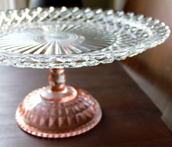 Decorative Glass Plates With Stands