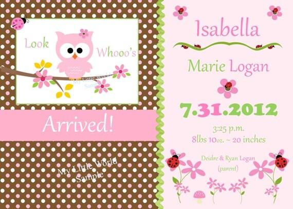 owl invitations, owl birthday invitations, owl baby shower invitations, owl invites, printable owl invitation, owl birthday card