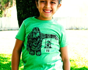 Monster Camouflage Kids' T-Shirt