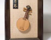 Miniature yueqin (moon guitar) RESERVED