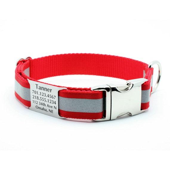 Laser Engraved Dog Collar Uk