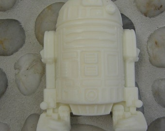 R2D2 in Shea Butter Soap - Star Wars Inspired Soap