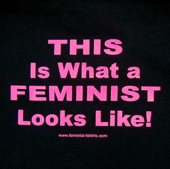 This is what a feminist looks like Long Sleeve Shirt