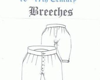 17th Century Breeches.