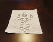 Small Altar Cloth - Woven Stitch