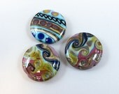 Lampwork Focal Beads