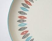 Marcrest Nordic Mint Dinner Plate, Vintage Mid-Century 1950s Dinnerware