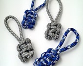 Paracord Zipper Pulls Custom