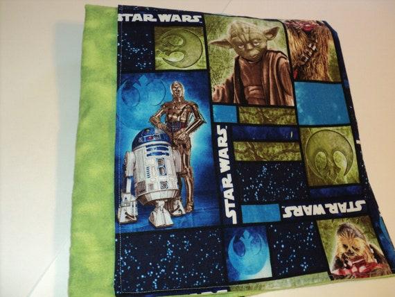 Star Wars Baby Blanket Star