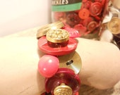 Love Button Bracelet