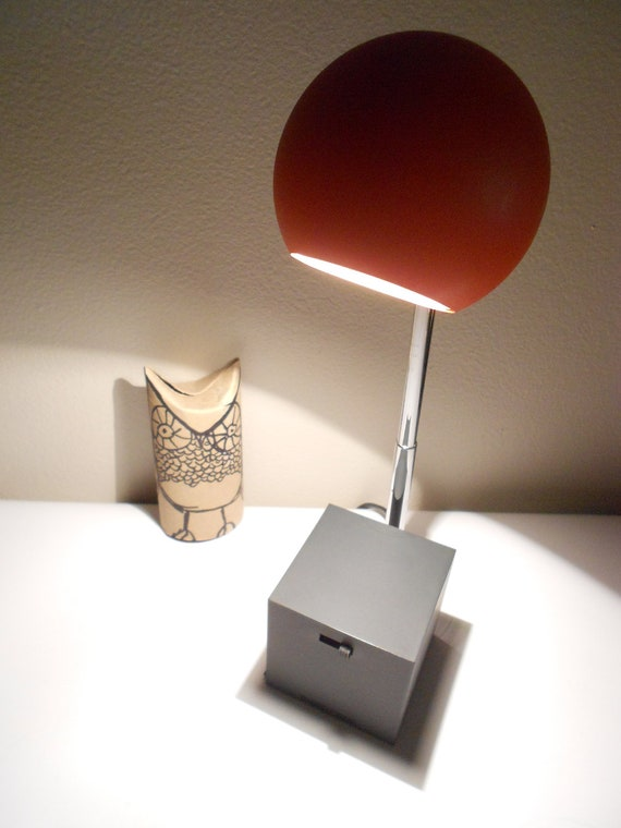 Lightolier Lytegem Mid Century Desk Lamp