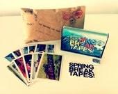 Greetings From Spring Break Tapes, Vol. 2 cassette tape