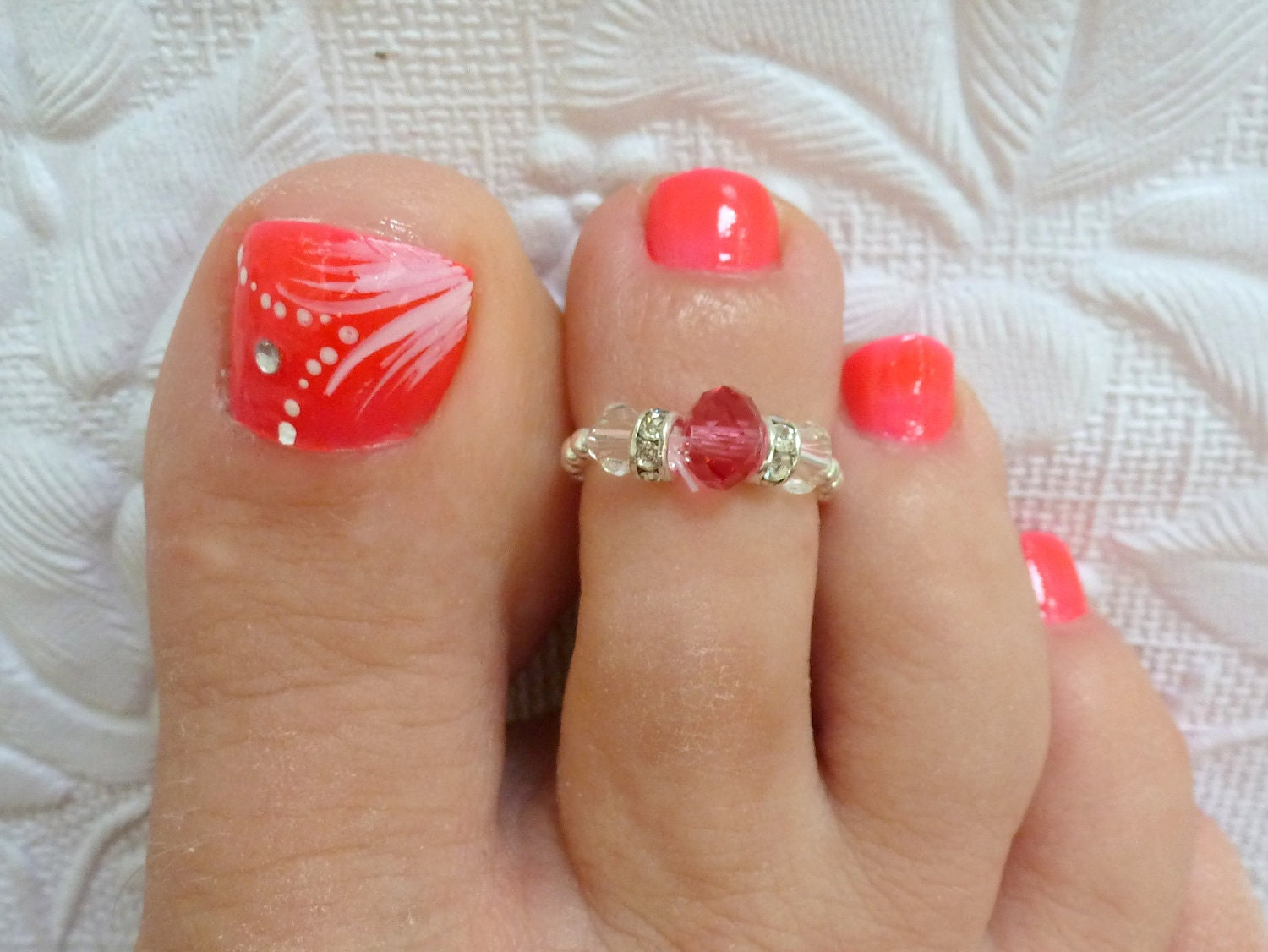 Toe Rings: Free Shipping on orders over $45 at urgut.ga - Your Online Body Jewelry Shop Store! Get 5% in rewards with Club O!