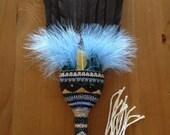 Native American Style Fan