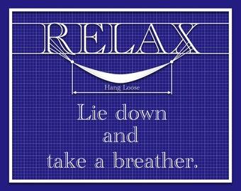 Relax - Hang Loose