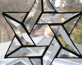 Stained Glass|Star of David Suncatcher|Jewish Star|Mogen David|Home & Living|Religious Home and Decor|Judaica|Glass|Handcrafted|Made in USA