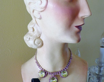 Juliana Necklace and Earirngs,