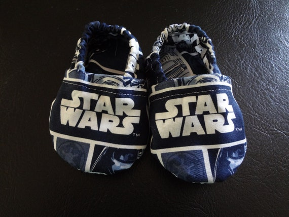 STAR WARS cloth baby shoes