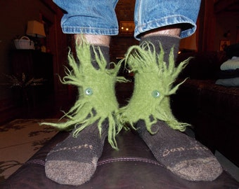 Kids  Grinch Spats