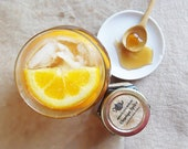 Organic Pure Raw Honey Tea SAMPLE size Choose your flavor. Honey and Organic Herbs. Great holiday item.