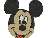Mickey Mouse Embroidery Mickey Ears, Mickey Head, Disney Embroidery (42) Instant Download