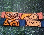 its adventure time friendship bracelet set MADE TO ORDER read descrip