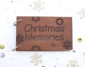 Christmas Memories 4X6 photo album