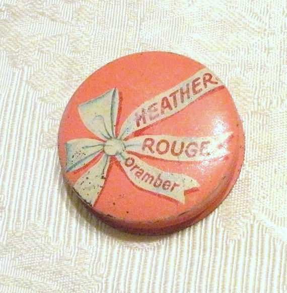 """Compact Rouge Heather Rouge """"Oramber"""""""
