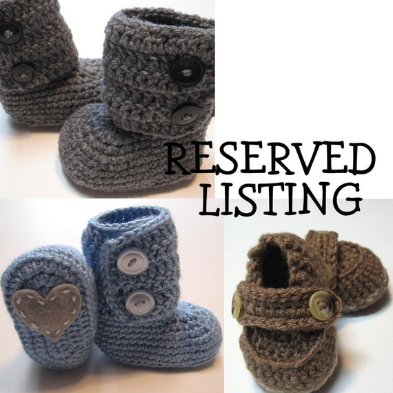 RESERVED listing for Bree.