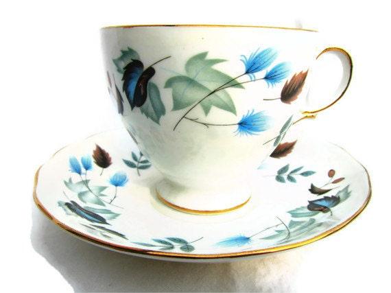Vintage Tea Cup English China Shabby Chic Tea set Teacup floral