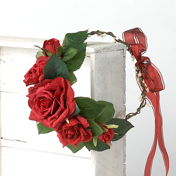 This is a SMALL, red velvet rose silk flower hair clip. Perfect for weddings, dances, proms, parties, and other special occasions! If your order arrives and there is a problem with it. 1PC Glitter Reversible Sequins Cat Ear Hairband Hair Hoop Girls Hair Accessories. $ Buy It Now.